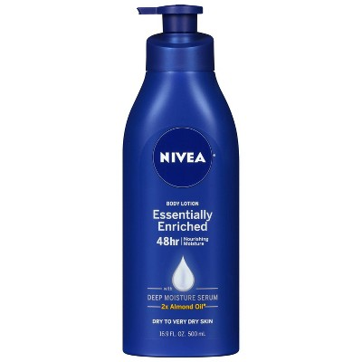 Body Lotions: Nivea Essentially Enriched Lotion