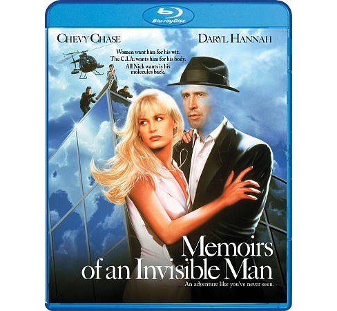 Memoirs Of An Invisible Man (Blu-ray) - image 1 of 1