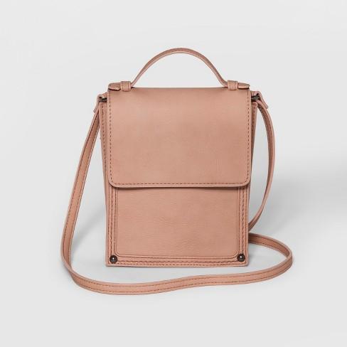 3a696493bb0d Cellphone Crossbody Bag - Universal Thread™ Blush