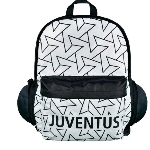 Serie A Juventus FC Collapsible Soccer Ball Backpack   Target a103d44ab6a8