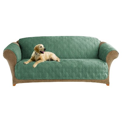 Furniture Friend Microfiber Nonskid Sofa Pet Cover Sure Fit Target