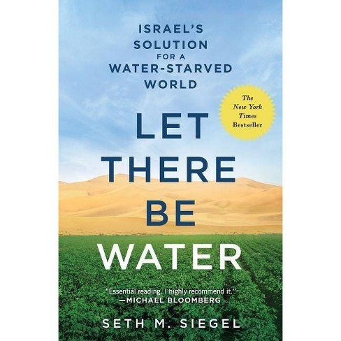 Let There Be Water - by  Seth M Siegel (Hardcover) - image 1 of 1