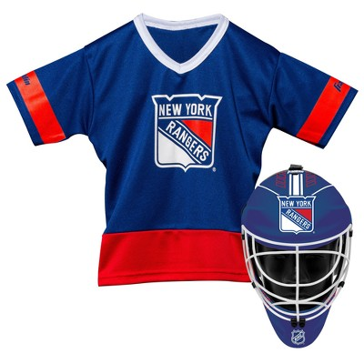 NHL Franklin Sports Youth Uniform Set