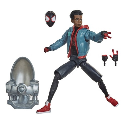 Hasbro Marvel Legends Series Spider-Man: Into the Spider-Verse Miles Morales Figure - image 1 of 4