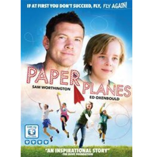Paper planes (DVD) - image 1 of 1