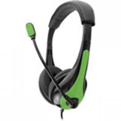 Avid Education AE-36 Headset - Stereo - Mini-phone - Wired - 32 Ohm - 20 Hz - 20 kHz - Over-the-head - Binaural - Circumaural - 6 ft Cable