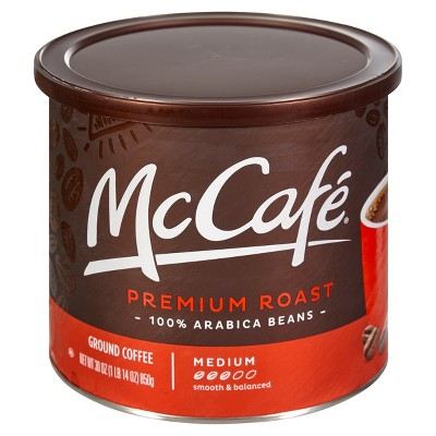 Coffee: McCafé