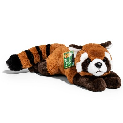 """FAO Schwarz Adopt A Wild Pal Endangered Red Panda - 15"""" Toy Plush"""