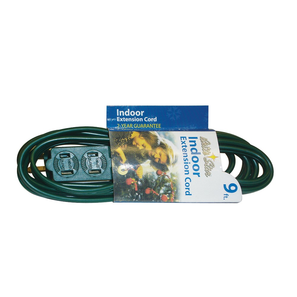 Image of 9' Indoor Extension Cords