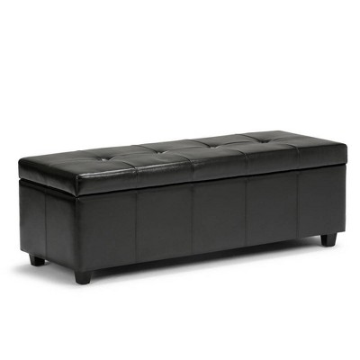 "48"" Cambridge Storage Ottoman - Wyndenhall"