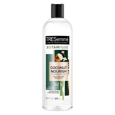 Tresemme Botanique Coconut Nourish Sulfate-Free Shampoo