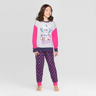 Girls' The LEGO Movie 2 2pc Pajama Set - Pink