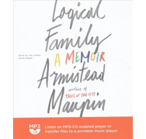 Logical Family -  by Armistead Maupin (MP3-CD) - image 1 of 1