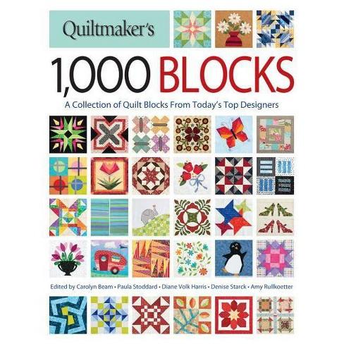 Quiltmaker's 1,000 Blocks - (Paperback) - image 1 of 1