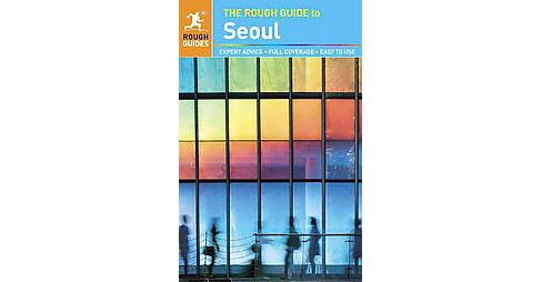 Rough Guide to Seoul (Paperback) (Martin Zatko) - image 1 of 1