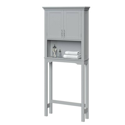 Over the Toilet Etagere Gray - RiverRidge Home