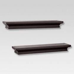 2pc Traditional Shelf Set - Threshold™