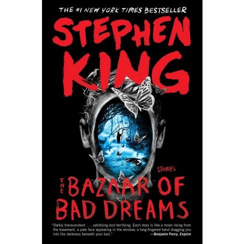 bazaar of bad dreams reprint by stephen king target