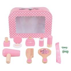 Bigjigs Toys Vanity Kit, toy beauty playsets