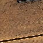 White/Rustic Oak