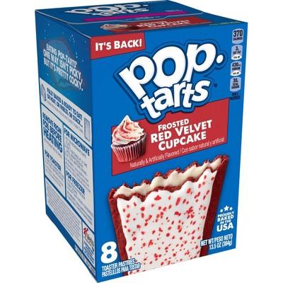 Pop-tarts Red Velvet 8ct