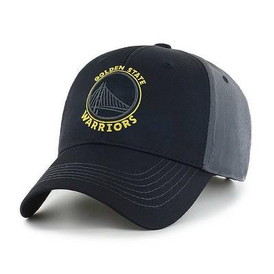 NBA Golden State Warriors Men's Blackball Hat
