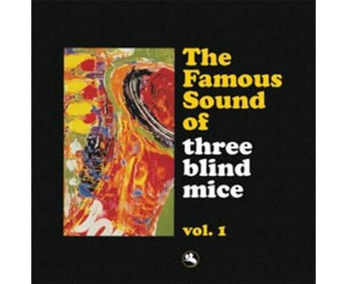 Various - Famous Sound Of Three Blind Mice:V1 (Vinyl) - image 1 of 1