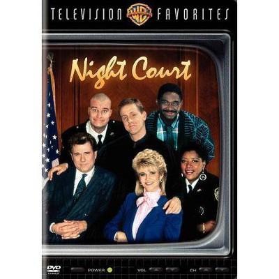 Night Court: TV Favorites (DVD)(2006)