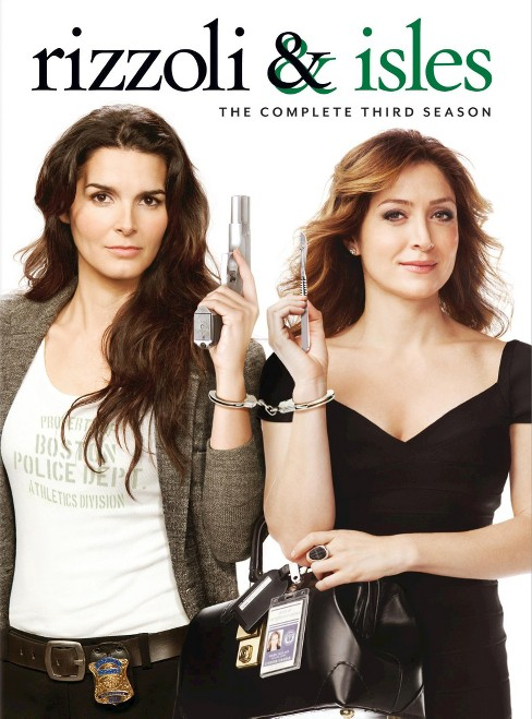Rizzoli & Isles: The Complete Third Season [3 Discs] - image 1 of 1