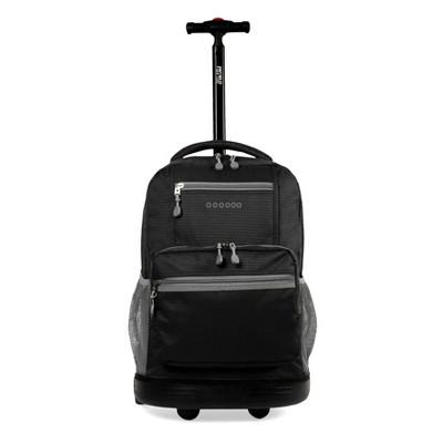 J World Sunlight 13'' Rolling Backpack