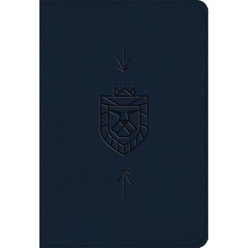 ESV Kid's Bible, Compact (Trutone, Lion of Judah) - (Leather_bound) - image 1 of 1