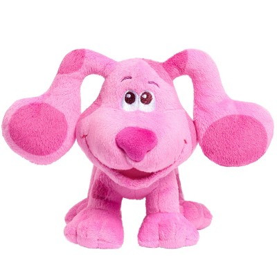Blue's Clues & You! Beanbag Plush Barking Magenta