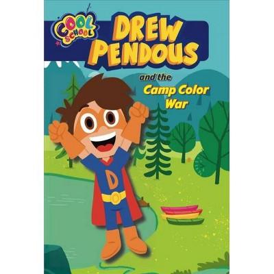 Drew Pendous and the Camp Color War -  (Drew Pendous) (Paperback)
