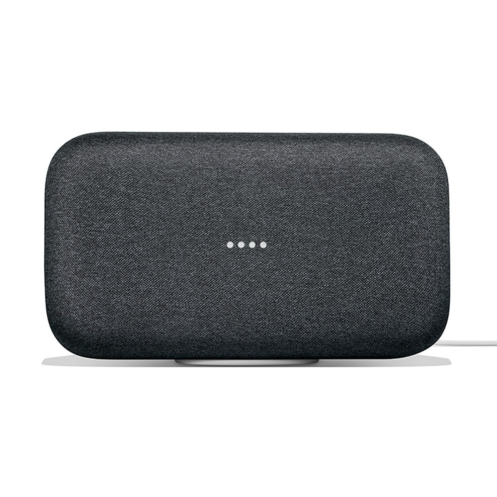 Google Home Max - Smart Speaker with Google Assistant - Charcoal, Grey