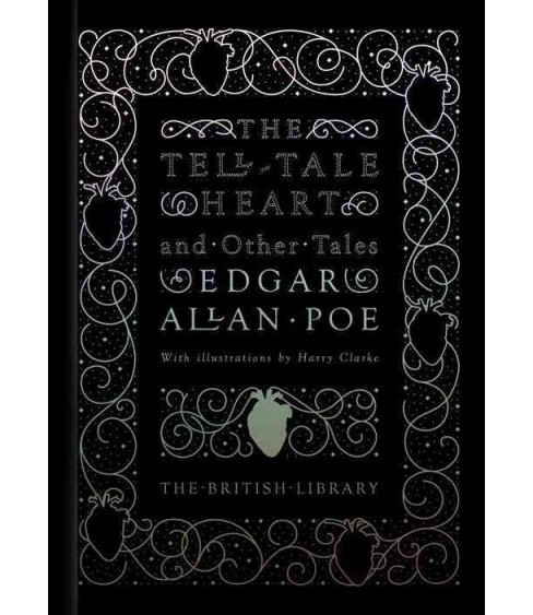 Tell-Tale Heart And Other Tales (Hardcover) (Edgar Allan Poe) - image 1 of 1