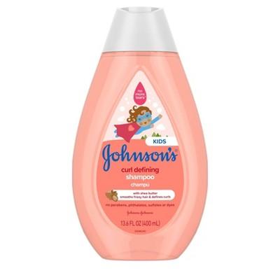 Johnson's Kids Curl Defining Shampoo - 13.6 fl oz