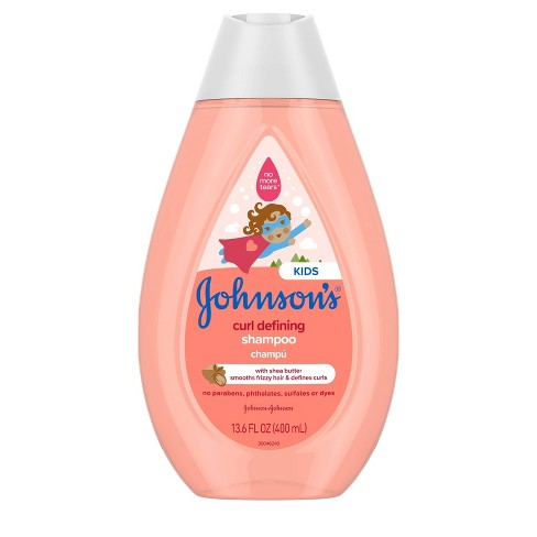Johnson's Kids Curl Defining Shampoo - 13.6 fl oz - image 1 of 4
