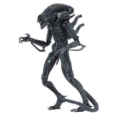 "Alien Ultimate Alien Warrior (1986) Blue 7"" Action Figure"