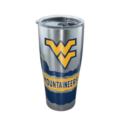 5fd7d039a69 ... West Virginia Mountaineers Knockout 30oz Stainless Steel Tumbler with  lid. Shop all Tervis. This item has 0 photos submitted from guests just  like you!