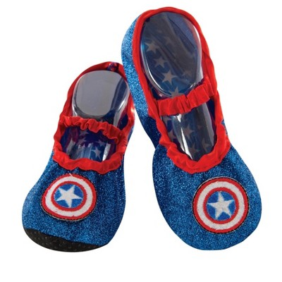 Rubies American Dream Slipper Shoes For Toddlers - One-Size
