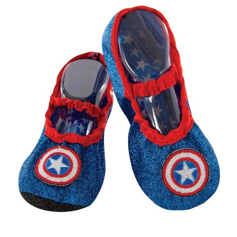 Rubies American Dream Slipper Shoes For Toddlers - One-Size - image 1 of 1