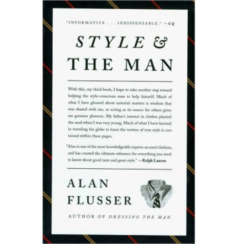 Style & the Man (Hardcover) (Alan Fusser) - image 1 of 1