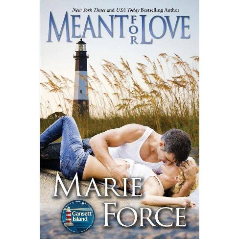 Meant for Love - (Gansett Island) by  Marie Force (Paperback) - image 1 of 1