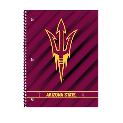 "NCAA Arizona State Sun Devils 10.5""x8"" Spiral Notebook"