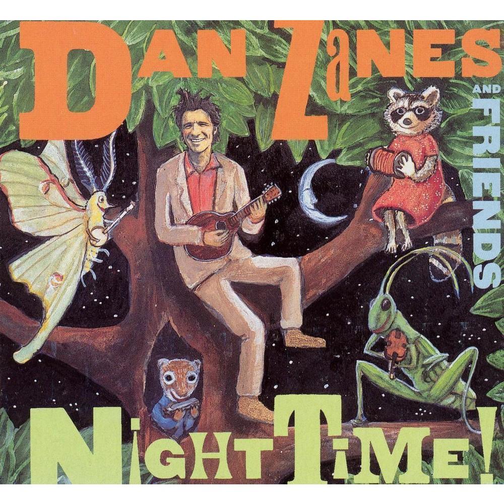 Dan Zanes - Night Time (CD)