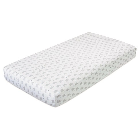 Aden® by Aden + Anais® Fitted Crib Sheet - Baby Star - image 1 of 4