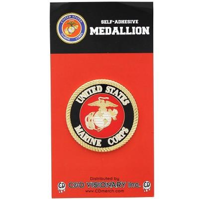 Nerd Block U.S. Marine Corps Self-Adhesive Medallion