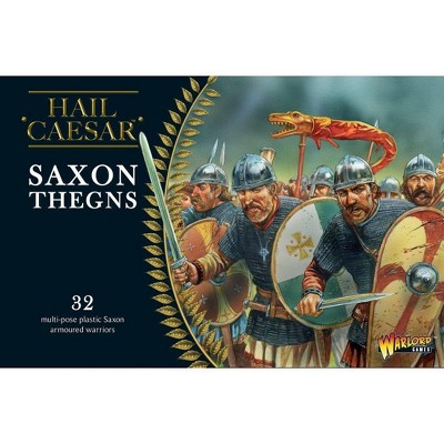 Saxon Thegns Miniatures Box Set