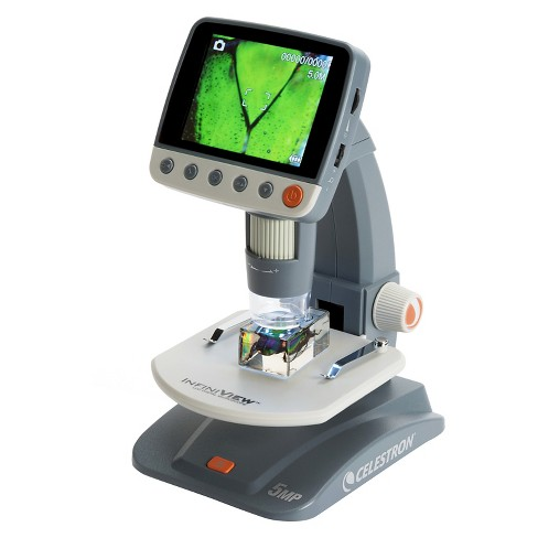 Celestron Infiniview LCD Digital Microscope - Gray - image 1 of 1