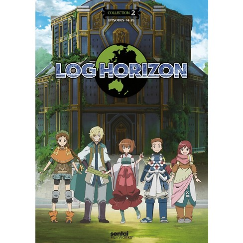 LOG HORIZON 2-COLLECTION 1 (DVD/3 DISC) - image 1 of 1